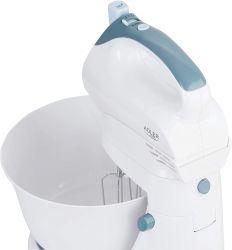 Adler AD 4202 300 W, 5 sebesség, 3 l fehér tálas mixer