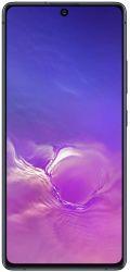 "Samsung Galaxy S10 Lite 6.7"" 128GB Dual SIM 4G/LTE fekete okostelefon"