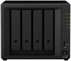Synology DiskStation DS420+ 4-lemezes (2×2-2,9 GHz CPU, 2 GB RAM) Nas szerver