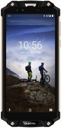 "Oukitel WP2 6"" 64GB Dual SIM 4G/LTE fekete-arany strapabíró okostelefon"