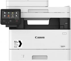 Canon I-Sensys MF446x USB 2.0, max. 38 lap/perc (A4) fekete-fehér multifunkciós mono lézernyomtató