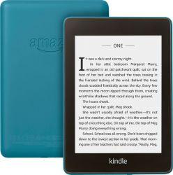 "Amazon Kindle Paperwhite 4 (2018) 6"" 8GB E-ink WiFi kék ebook olvasó"