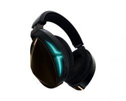 ASUS ROG STRIX FUSION 500 gamer fekete mikrofonos fejhallgató