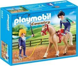 Playmobil® (64136) COUNTRY Műlovaglás edzés