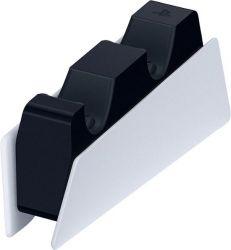 Sony Playstation 5 DualSense fekete/fehér töltőállomás