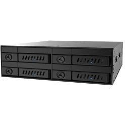 Chieftec CMR-425, 4x 2.5'' SATA merevlemez ház