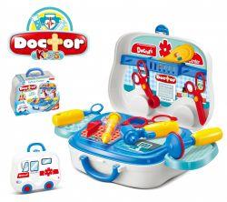 G21 008-918A kék orvosi táska