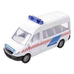 Siku 66982 (8 cm) Mercedes-Benz rendőr kisbusz