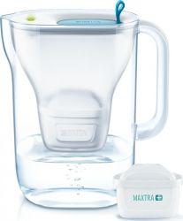 Brita Style MX Plus 2.4L kék víztisztító kancsó