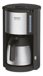 Krups KM 305 D ProAroma 1.3l 800W ezüst/fekete filteres kávéfőző