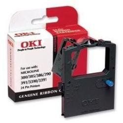 OKI Microline black| 300 24 Pin sorozat| fekete festékszalag