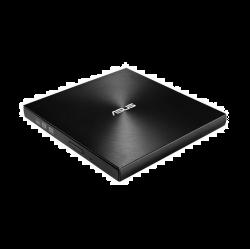 ASUS ODD DVD ÍRÓ külső (ZenDrive) SDRW-08U7M-U/BLK/G/AS fekete USB (Optikai meghajtó)
