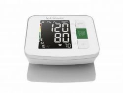 Medisana BU 514 22 - 36 cm, 2 felhasználó fehér-szürke felkaros vérnyomásmérő