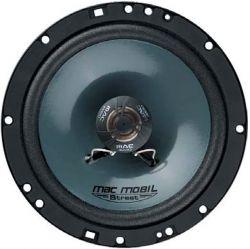 Mac Audio Mac Mobil Street 16.2F 16.5 cm, 200 W fekete extra lapos kétutas hangszóró
