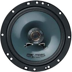 Mac Audio Mac Mobil Street 16.2 16.5 cm, 200 W fekete kétutas hangszóró