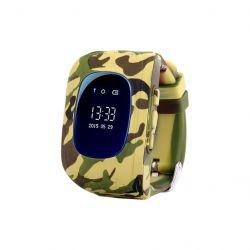 Art Smart LOK-1000M GPS, 400 mAh terepszínű okosóra