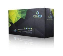 Iconink TK580BK Kyocera 3500 oldal fekete utángyártott toner