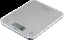 Tefal Optiss max. 5 kg, tára funkció ezüst konyhai mérleg