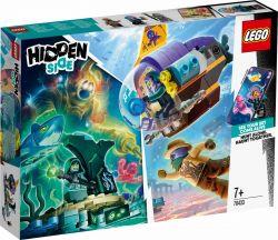 LEGO® (70433) Hidden Side J.B. tengeralattjárója