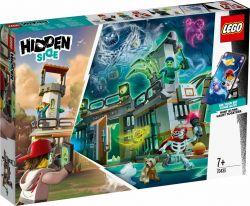 LEGO® (70435) Hidden Side Newbury elhagyott börtöne
