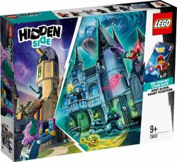 LEGO® (70437) Hidden Side Titokzatos kastély