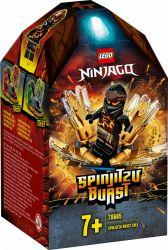 LEGO® (70685) Ninjago Spinjitzu Villanás - Cole