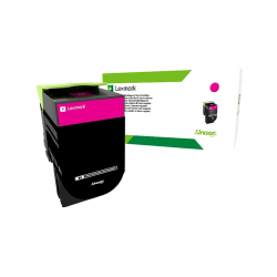 Lexmark 702XME Magenta 4.000 oldal / CS510 nagy kapacitású toner