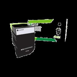 Lexmark 702XKE Fekete 8.000 oldal / CS510 nagy kapacitású toner