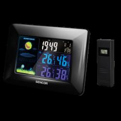 Sencor SWS 4250 Meteorológiai állomás vezeték nélküli érzékelővel