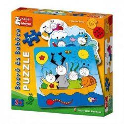 Regio 713212 Bogyó és Babóca 3x2 darabos puzzle