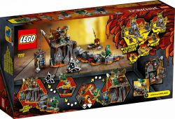 LEGO® (71717) Ninjago Utazás a koponyás tömlöcökbe