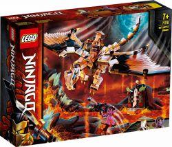 LEGO® (71718) Ninjago Wu harci sárkánya