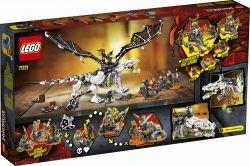 LEGO® (71721) Ninjago A koponyavarázsló sárkánya