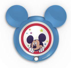 Philips myKidsRoom Disney Mickey Mouse műanyag kék éjszakai fény