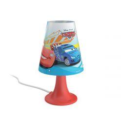 PHILIPS myKidsRoom Disney Cars 2.3W asztali lámpa