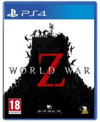 World War Z (PS4) játékszoftver