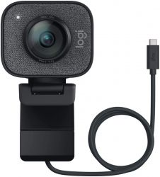 Logitech Streamcam USB 3.1 Gen 1 Type-C, 1080p/60 fps grafit webkamera