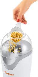 Clatronic PM 3635 1200 W, 3 csésze kapacitás fehér-szürke kukorica pattogtató