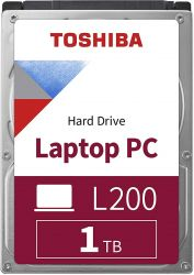 "Toshiba L200 Laptop PC 2.5"" 1TB SATAIII 5400RPM 128MB belső merevlemez"