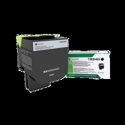 Lexmark Fekete 6000 oldal / CS417dn, CX417de nagy kapacitású toner