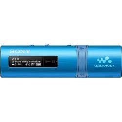 Sony NWZB183FL.CEW FM rádióval kék MP3 lejátszó