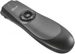 Trust Taia wireless, 15 m, micro USB vevő fekete lézer presenter