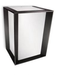 Philips Skies 915002148402 1x14W 230V 17183/93/16 fekete-fehér oldalfali lámpa