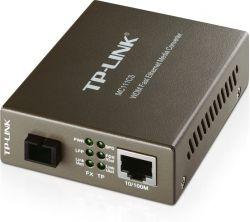 TP-Link MC111CS WDM 100(réz)-100FX(SC) Single mód optikai média konverter