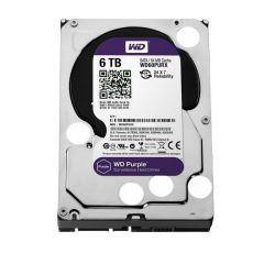 Western Digital 6TB 3.5'' WD Purple (WD60PURZ) SATA3 5400rpm 64MB belső merevlemez