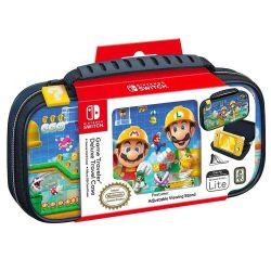 Bigben Interactive Nintendo NNS50C Switch Super Mario Maker 2 mintás tok