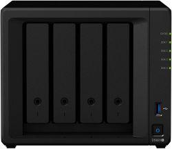 Synology DiskStation DS920+ 4-lemezes (4×2-2,7 GHz CPU, 4 GB RAM) Nas szerver