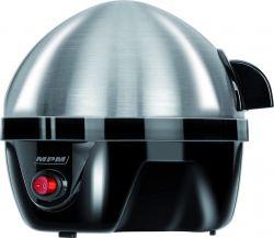 MPM MGJ-01M max. 7 tojás, 350 W fekete-inox tojásfőző