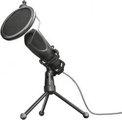 Trust GXT 232 Mantis Streaming USB gamer mikrofon