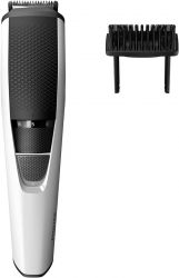 Philips BT3206/14 Beardtrimmer Series 3000 0.5-10 mm, 10 hosszbeállítás fehér-fekete szakállvágó
